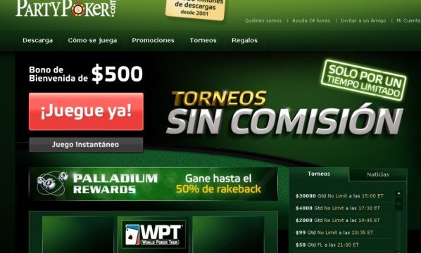 Juegos casino x party poker android 240315