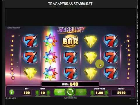 Tragaperra Starbusrt videos poker 547905