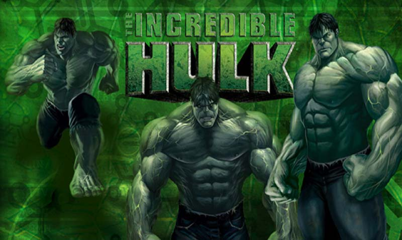 Tragaperra The Incredible Hulk como crear una cuenta en betsson 591253