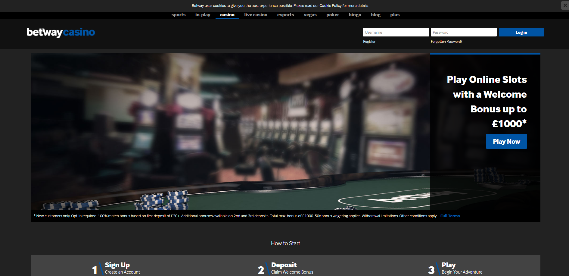 Online GamesOS betway casino 214918