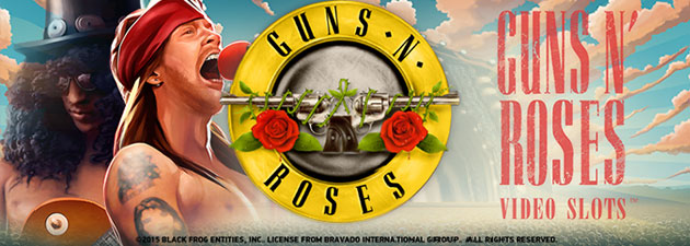 Casino play tragaperra Guns N Roses 925980