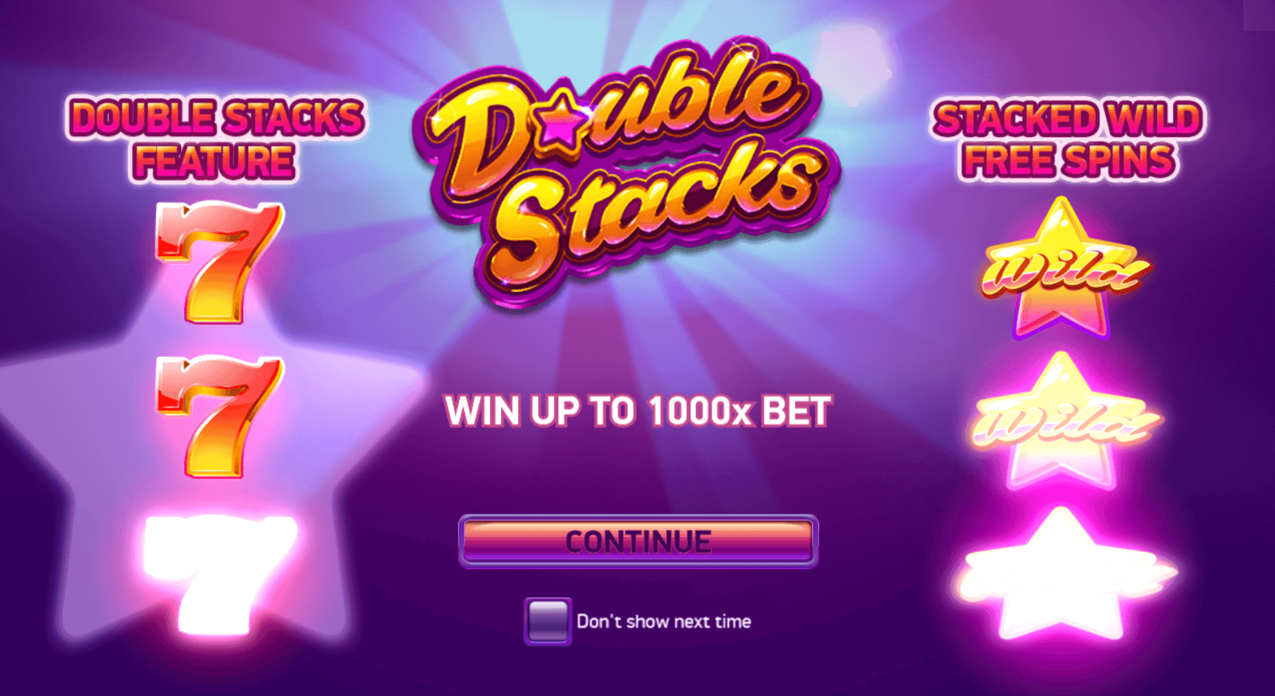 Casino en Alemania double stacks netent 782168