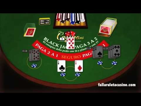 CasinoPop com black jack reglas 642000