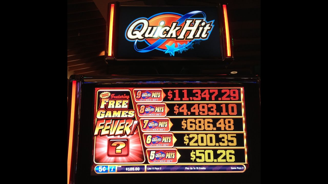 Quick hit slots jugar gratis technologies casino 513122